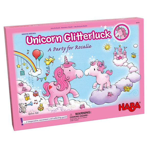 Unicorn Glitterluck - A Party for Rosalie