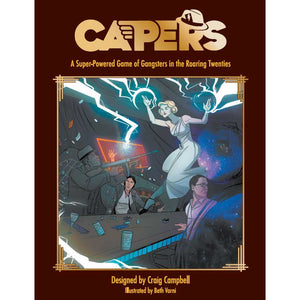 Capers RPG