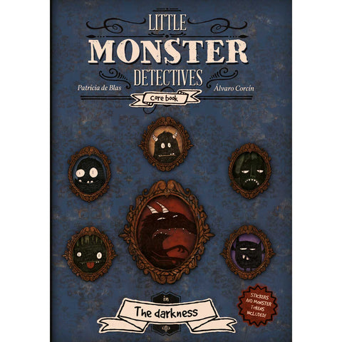 Little Monster Detectives