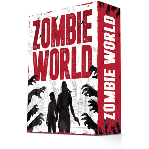 Zombie World: Core Box