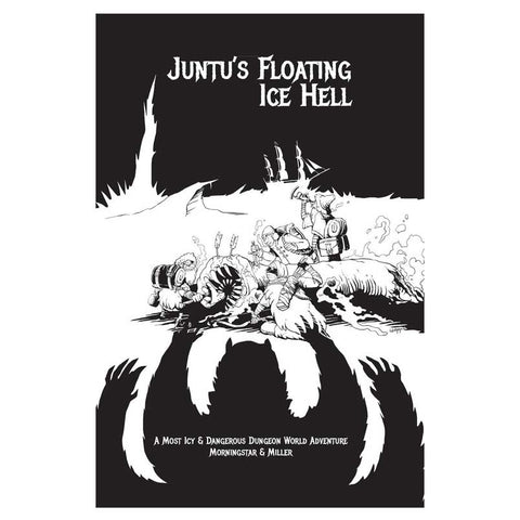 Dungeon World: Juntu's Floating Ice Hell