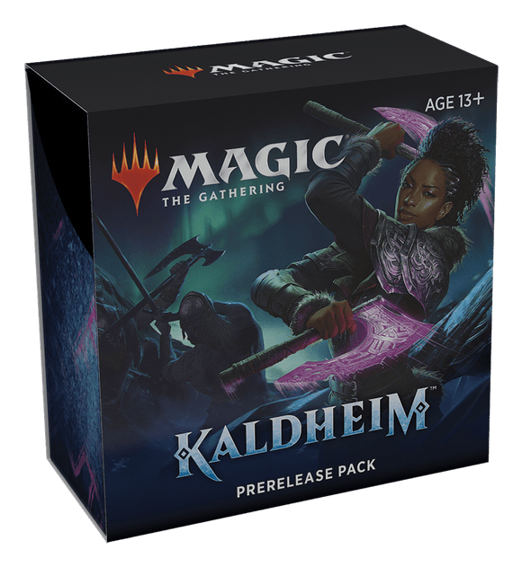 KALDHEIM At-Home Pre-Release Kit