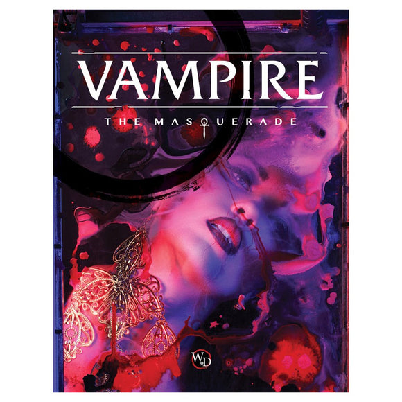 Vampire: The Masquerade 5th Ed