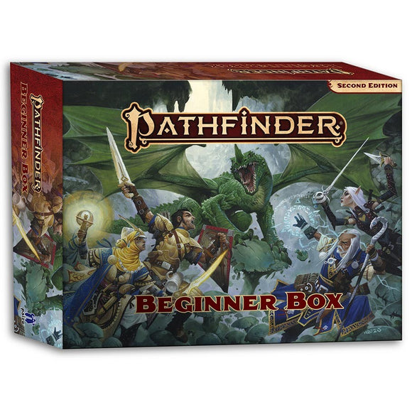 Pathfinder 2E Beginner Box