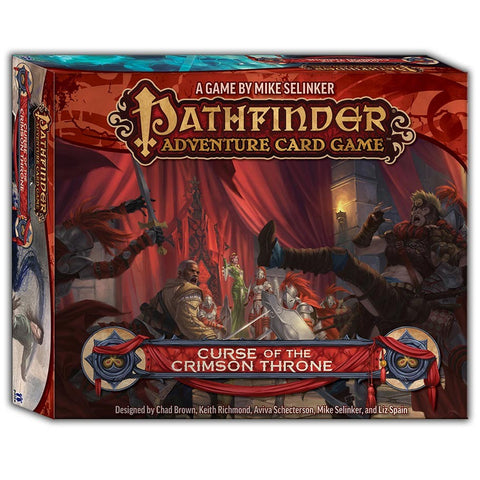 Pathfinder Adventure Card Game: Curse of the Crimson Throne