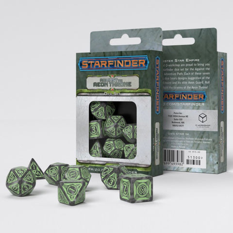 Starfinder Dice: Against the Aeon Throne