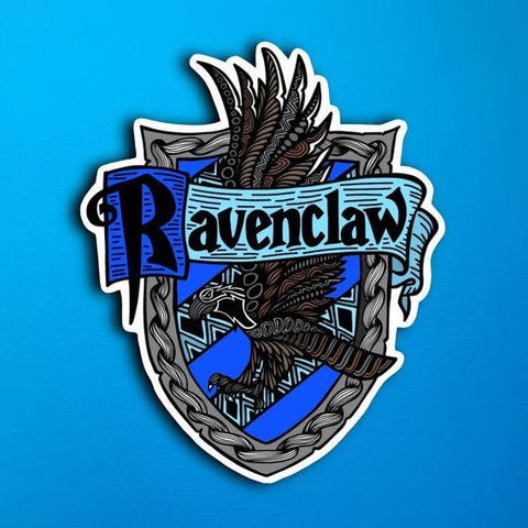 Harry Potter House Ravenclaw Sticker