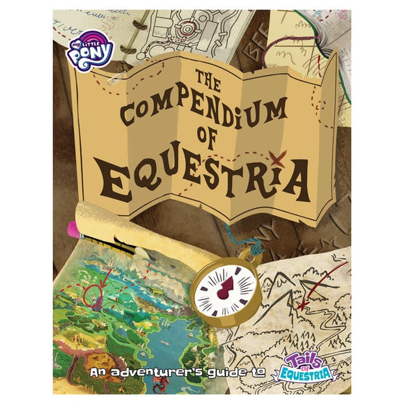 Tales of Equestria: The Compendium of Equestria