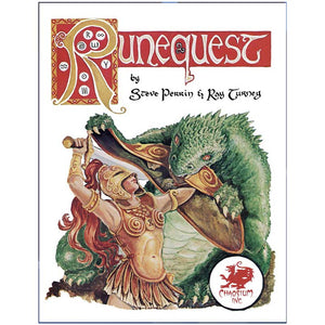 RuneQuest 2nd Edition (1980)