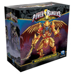 Power Rangers: Mega Goldar (1 Oversized Miniature)