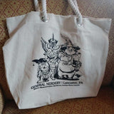 AUTOGRAPHED General Nerdery Tote Bag