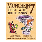 Munchkin 7: Cheat With Both Hands Expansion