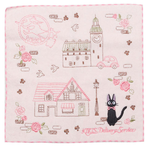 Kiki's Delivery Service: Jiji Pink Avenue Mini Towel