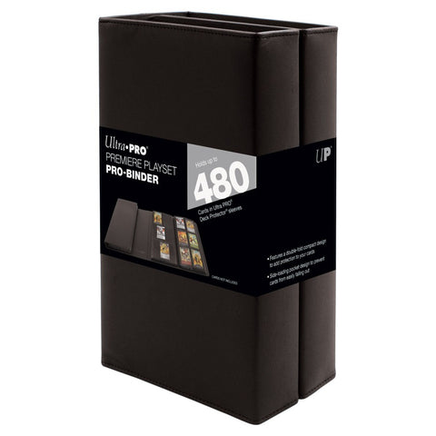 Premiere Playset PRO-Binder (480-Card)