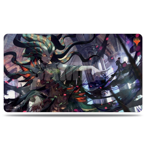 Play Mat: War of the Spark, Vraska Japanese Art