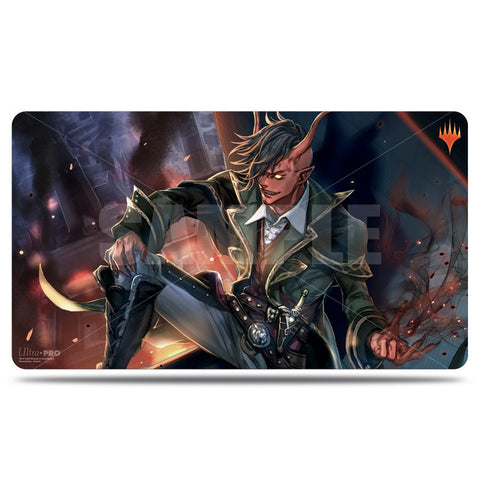 Play Mat: War of the Spark, Tybalt Japanese Art