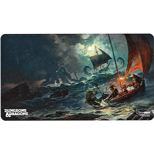 Play Mat - D&D Ghosts of Saltmarsh