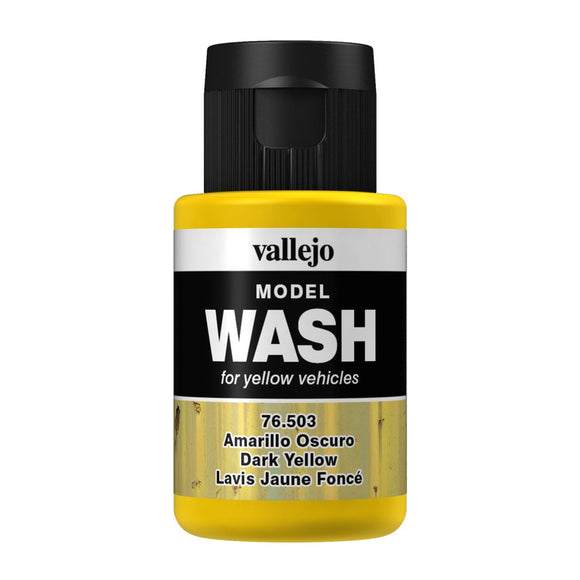 Wash - Dark Yellow (35ml)