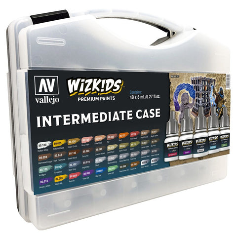 Vallejo WizKids Painter Intermediate Case
