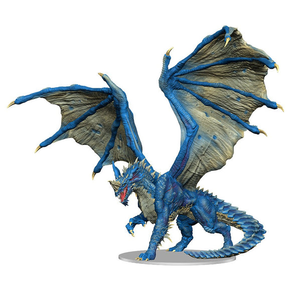 Premium Adult Blue Dragon