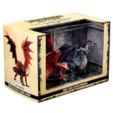 City of Lost Omens Premium Red & Black Dragons