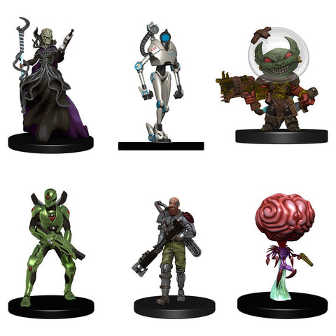 Starfinder: Monsters Pack