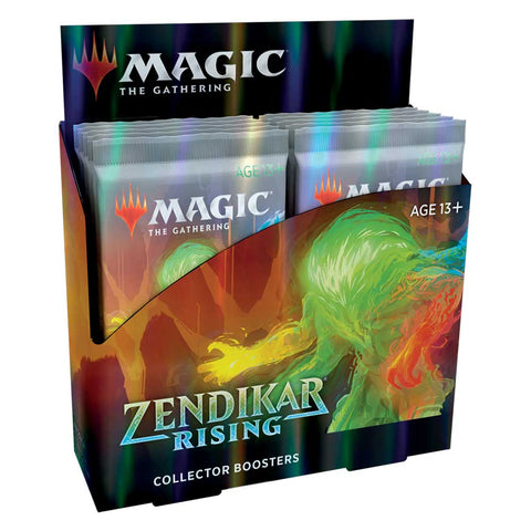 [09/25] Zendikar Rising Collector Booster Box