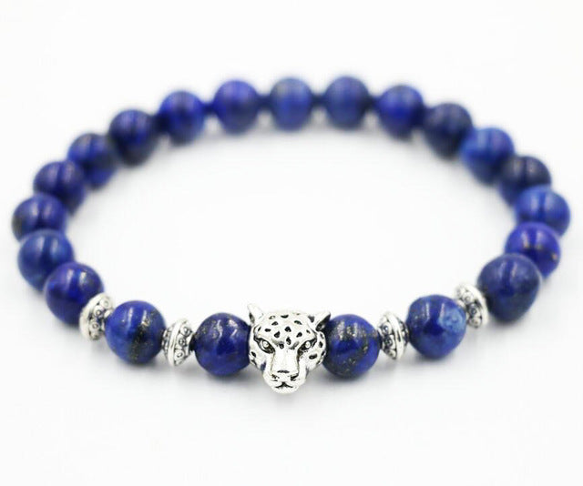 Leopard Stone Bracelet *LIMITED SUPPLY*