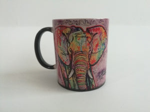 Elephant (Magic) Ceramic Mug