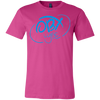 OBX Lyfe Sky Blue Bella + Canvas Youth Jersey Short Sleeve T-Shirt in 4 Cololrs