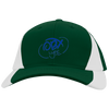 Ocean Blue OBX Lyfe Youth Mid-Profile Colorblock Cap