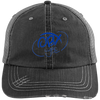 Ocean Blue OBX Lyfe Distressed Unstructured Trucker Cap in 6 Styles