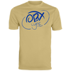 Ocean Blue OBX Lyfe Augusta Men's Wicking T-Shirt in Multiple Colors