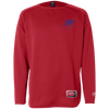 Ocean Blue OBX Lyfe Rawlings® Flatback Mesh Fleece Pullover in 5 Colors