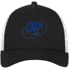 Ocean Blue OBX Lyfe New Era® Snapback Trucker Cap in 4 Styles