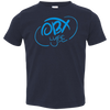 OBX Lyfe Sky Blue Rabbit Skins Toddler Jersey T-Shirt in 9 Colors