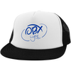 Ocean Blue OBX Lyfe District Trucker Hat with Snapback in 5 Colors