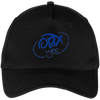 Ocean Blue OBX Lyfe Port & Co. Five Panel Twill Cap in 6 Colors