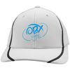 Sky Blue OBX Lyfe Flexfit Colorblock Cap