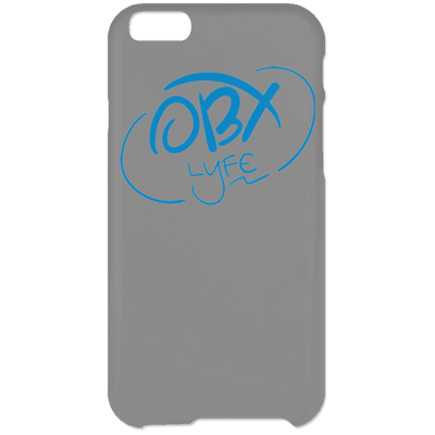 Sky Blue OBX Lyfe iPhone 6 Plus Case