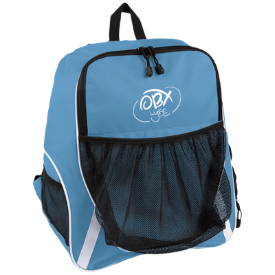 Embroidered Cloud White OBX Lyfe Equipment Bag in 11 Colors