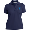 Sky Blue OBX Lyfe Ladies Nike® Dri-Fit Polo Shirt in 6 Colors