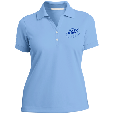 Ocean Blue OBX Lyfe Ladies Nike® Dri-Fit Polo Shirt in 5 Colors