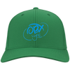 Sky Blue OBX Lyfe Port Authority Flex Fit Twill Baseball Cap