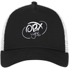 Cloud White OBX Lyfe New Era® Snapback Trucker Cap in 7 Colors