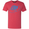 OBX Lyfe Sky Blue Men's Triblend T-Shirt - in 9 Colors - SALE!!  Normally $24.99 - $26.99!!