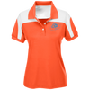 Sky Blue OBX Lyfe Ladies' Colorblock Polo in 12 Colors