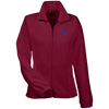 Ocean Blue OBX Lyfe Women's Fleece Jacket in 10 Colors
