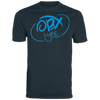 Sky Blue OBX Lyfe Augusta Men's Wicking T-Shirt in Multiple Colors