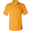 Sky Blue OBX Lyfe Jersey Polo Shirt in 15 Colors